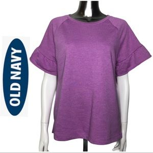 🔥Bundle 3 or More Save 40%🔥Old Navy Jersey Top
